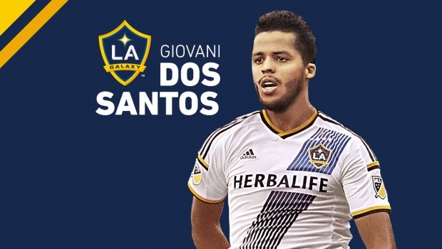 be2d61b83 LA Galaxy Sign Giovani dos Santos - Living Out Loud Los Angeles ...