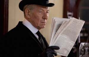 Ian McKellan stars as Sherlock Holmes in Mr. Holmes. (Giles Keyte/Miramax, Roadside Attractions)