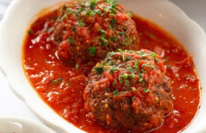 Rao's iconic meatballs are a must whenever you dine at the restaurant.