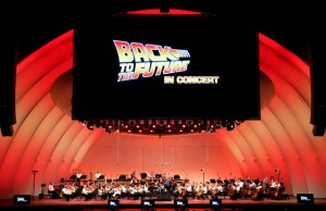 Back to the Future - In Concert 30th Anniversary on Tuesday, June 30, 2015 at the Hollywood Bowl. (Craig T. Mathew / Mathew Imaging)