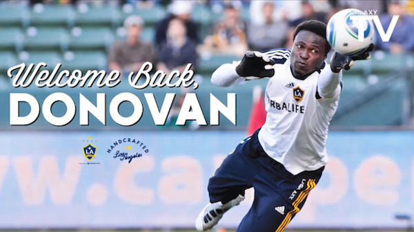 Donovan Ricketts (LA Galaxy)
