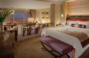 Relax in one of the Venetian's gorgeous Luxury Suites.