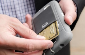 Attach CardNinja to the back of your smartphone, and you'll be ready for most any circumstance.