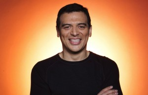 Carlos Mencia proved he is hilarious and here to stay over the weekend in Pasadena.
