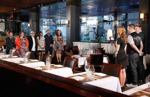"Chaya Downtown served as a beautiful backdrop for ""MasterChef""'s Restaurant Takeover episode. (Fox)"