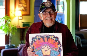 Bid on works by famed illustrator David Byrd in BNO's live streaming auctions.