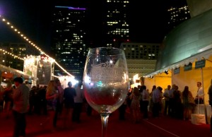 The fifth-annual Los Angeles Food & Wine Festival was a great success. (Bradford Snow/LOL-LA)
