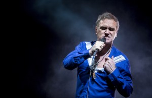 Morrissey closed out the best year yet for FYF Fest on Aug. 23. (Kelsey Heng for FYF Fest)