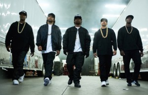 Straight Outta Compton tells the story of Los Angeles rap group N.W.A. (Jaimie Trueblood/Universal Studios)