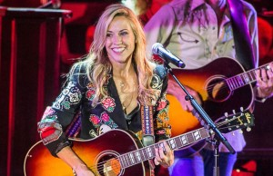 Sheryl Crow cranked up the Bowl with two performances last weekend. (Rafael Orellana/LOL-LA)