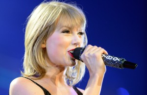 Performing 17 songs, Taylor Swift wowed fans at night three of her five sold-out shows at Staples Center. (AEG Worldwide)