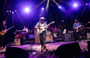 Wilco's chemistry was amazing on stage at the Greek. (Taylor Wong/LOL-LA)