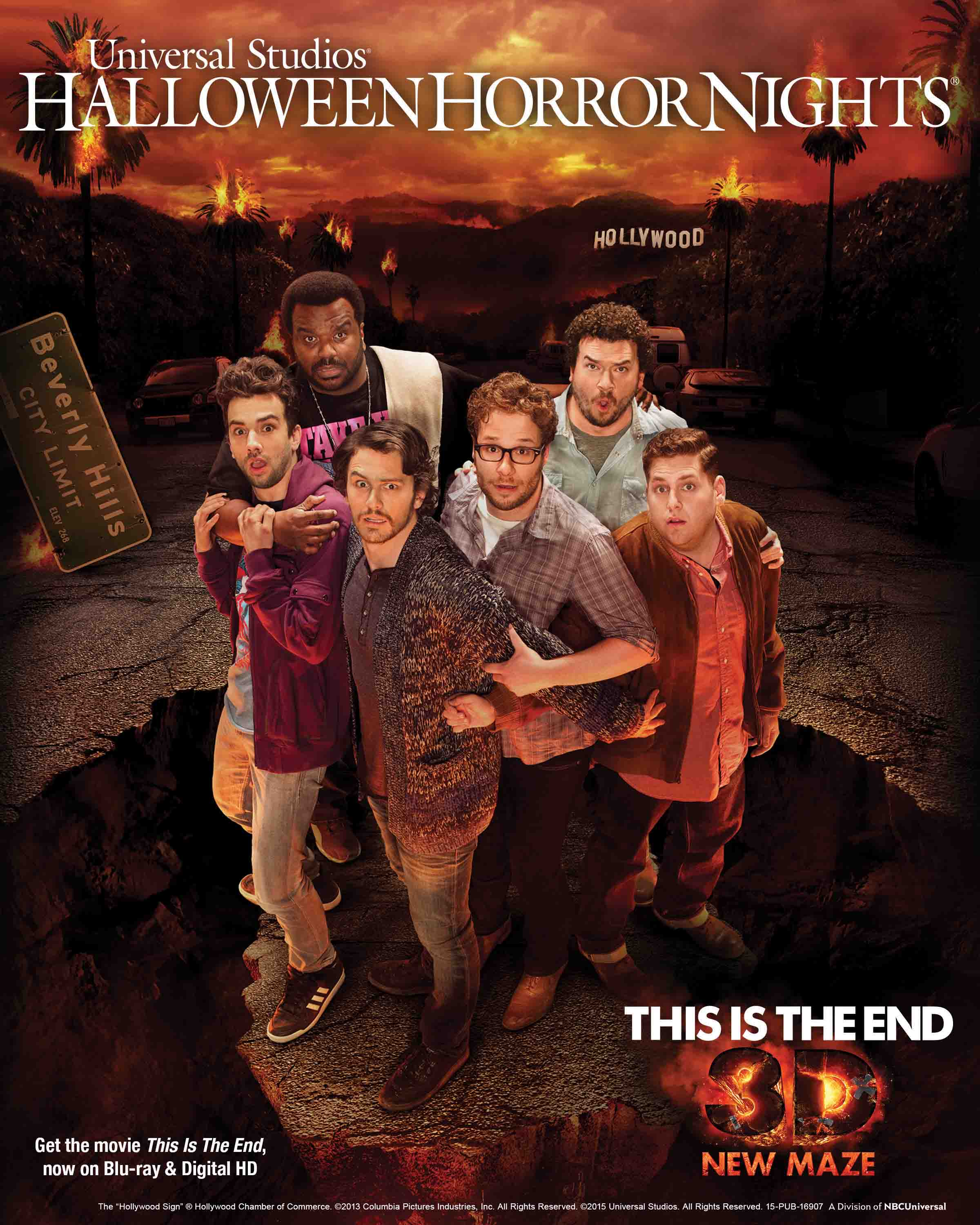 Universal Studios Hollywood Casts This is the End in an All-New ...