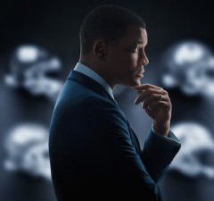 Will Smith stars as Dr. Bennet Omalu in Concussion, releasing in theaters this December.