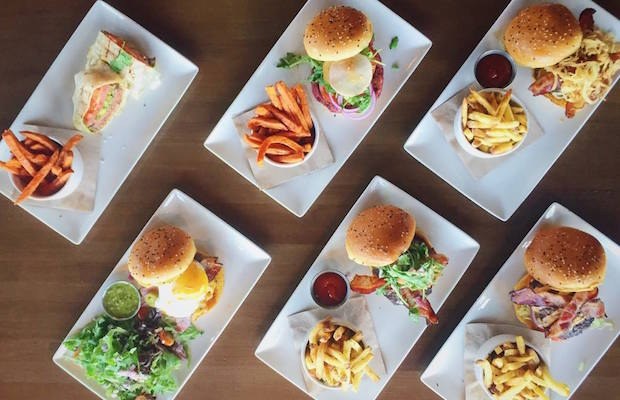 Everything looks so delicious on Eureka!'s menu, you'll have a hard time deciding what to order.