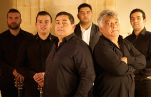 The Gipsy Kings brought the house down at the Greek Theatre on Saturday.