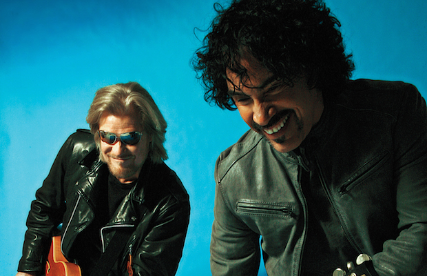 Over 40 years since the release of their debut album, Daryl Hall and John Oates continue to stay relevant. (Mick Rock)