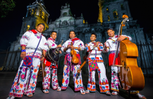 Huichol Musical is one musical act set to perform at this year's Dia de los Muertos Festival Oct. 24.