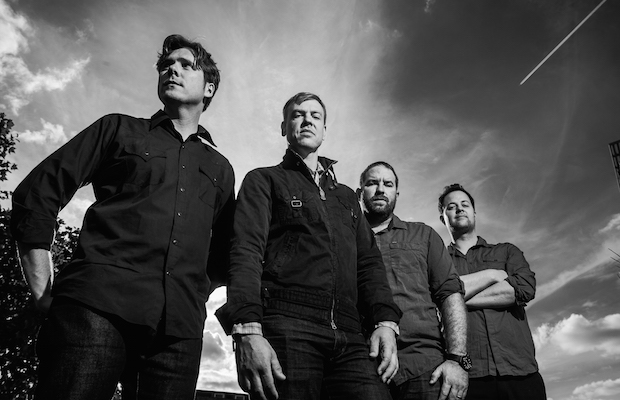 Arizona emo heavyweights Jimmy Eat World are just one of the bands featured on the marquee lineup for Taste of Chaos.