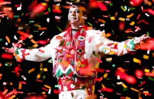 Juan Gabriel brings his latest tour to the Forum this Friday, Sept. 11.