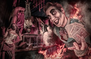 Black Magic is just one of 11 mazes to keep you screaming at Knott's Scary Farm 2015.