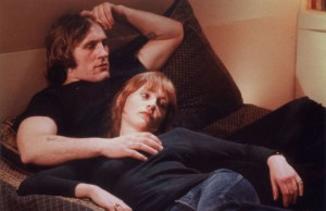 Gérard Depardieu and Isabelle Huppert in Maurice Pialat's Loulou