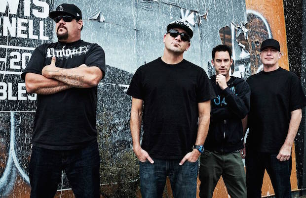 Hermosa Beach's Pennywise hit the Main Stage at It's Not Dead Oct. 10.