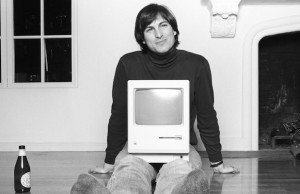 Steve Jobs in Steve Jobs: The Man in The Machine (Magnolia Pictures)