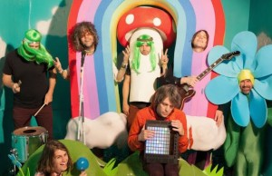 The Flaming Lips are just one of the headliners for the fall CRSSD Festival Oct. 10 and 11 in San Diego.