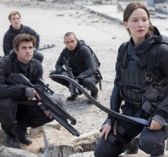 The fate of Katniss Everdeen is revealed in The Hunger Games: Mockingjay – Part 2, coming to theaters Nov. 20. (Lionsgate)