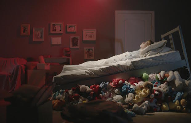 Rodney Ascher's horror-documentary, The Nightmare, makes its L.A. premiere Oct. 3 at Ambulante California.