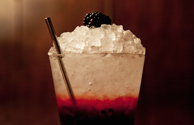 Enjoy a cocktail from establishments like the Varnish while nibbling desserts and shopping at Sips & Sweets.