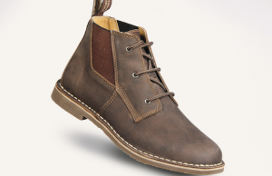 Our favorite is Blundstone's No. 268 Rustic Brown boot.