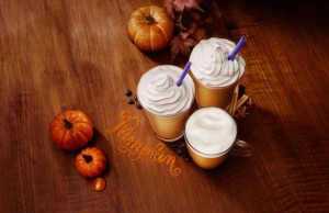 Get your fill of pumpkin-flavored fall drinks at Coffee Bean & Tea Leaf.