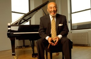 Eddie Palmieri is sure to dazzle with his piano skills, along with the equally great Chucho Valdés, Oct. 20.