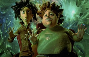 Remy (Nick Swardson) and Augie (T.J. Miller) in Hell and Back