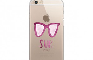 OTM Essentials SUP Hottie Artist Prints Clear Phone Case