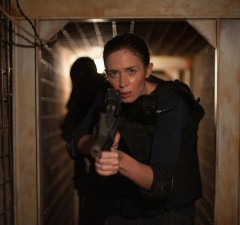 Emily Blunt stars as Kate Macer in Sicario. (Lionsgate)