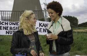 Anne (Sigrid ten Napel) and Lena (Jade Olieberg) in Summer (Wolfe Video)