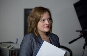 Elisabeth Moss as Lucy Scott in James Vanderbilt's Truth (Lisa Tomasetti/Sony Pictures Classics)