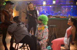 Co-writer and director James Roday's Gravy leans more towards comedy than horror.
