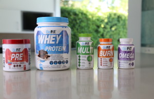 The BeFit supplement line is the perfect complement to a well-rounded fitness regimen.