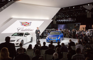 Check out over 30 world debuts, as well as custom cars on display at the LA Auto Show.