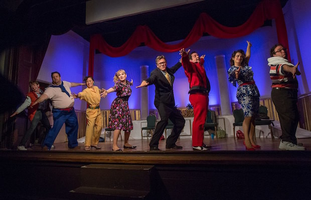 You'll love the relaxed ambiance, high level of talent and the affordable ticket prices of POP's Viva la mamma!.