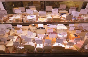 Wheel House offers an excellent selection of cheese, wine, beer and other artisanal items.