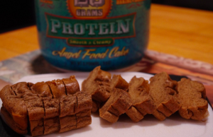 Use Devotion Nutrition Protein Powder when making traditional holiday treats like Ginger Bread.