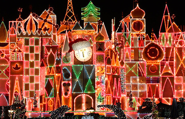 Make your Christmas even more magical by spending the day at Disneyland.