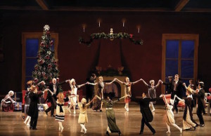 Create some holiday memories with your family at Los Angeles Ballet's The Nutcracker. (Reed Hutchinson)