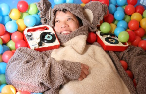Join Kid Koala for a multi-disciplinary adaptation of Nufonia Must Fall this Friday at Royce Hall.