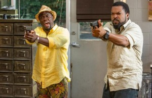 Kevin Hart and Ice Cube star in Ride Along 2 (Universal Pictures)